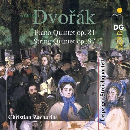 CD Dvorak Quintets