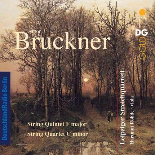 CD Bruckner Leipziger Streichquartett