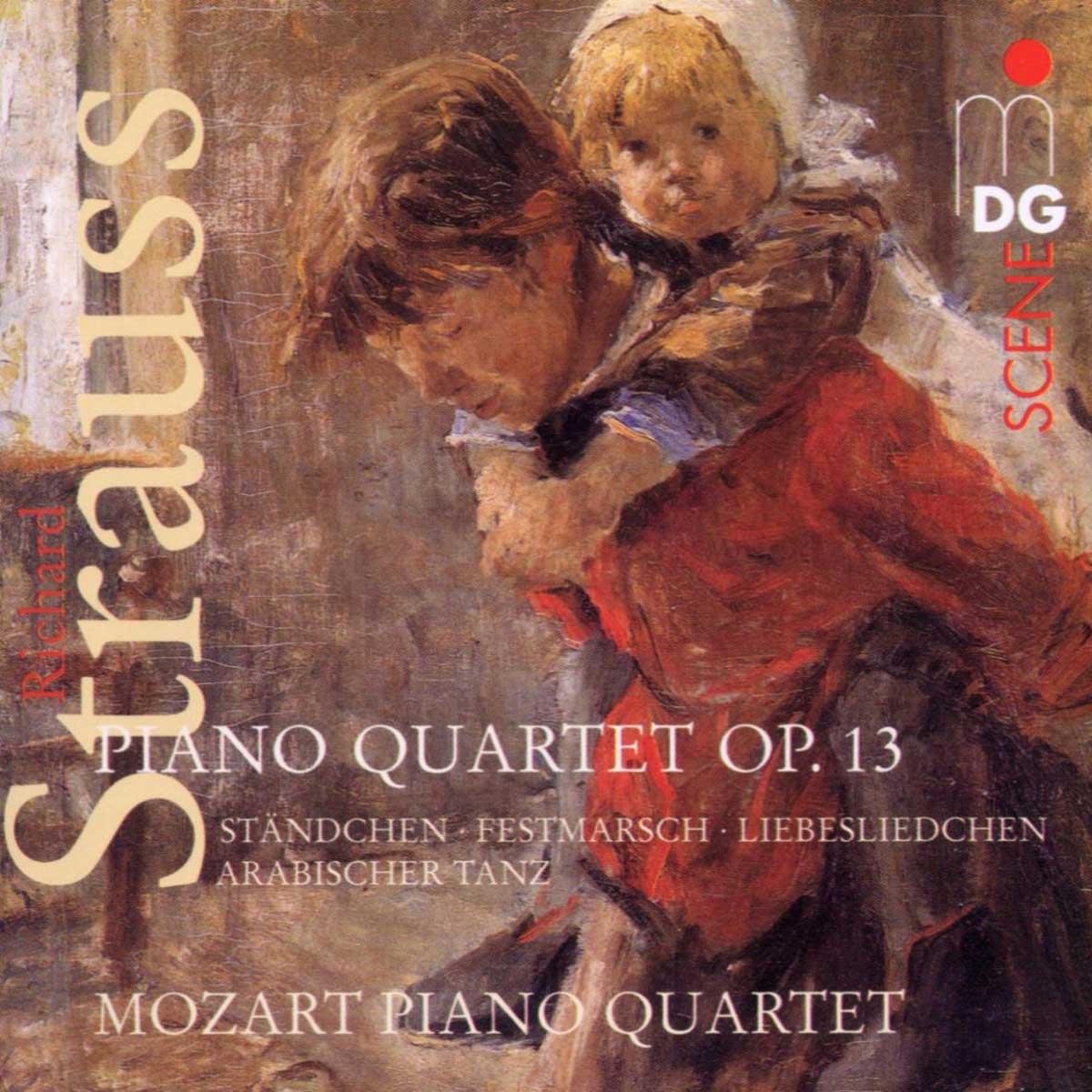 CD Strauss Chamber Music