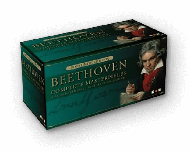 Beethoven - Complete Masterpieces Box