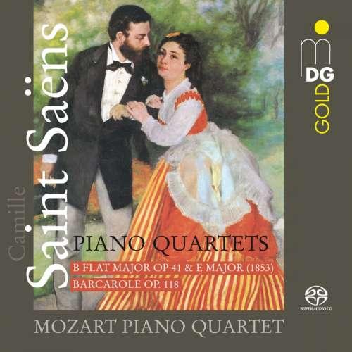 Saint-Saëns, 2009, Mozart Piano Quartet