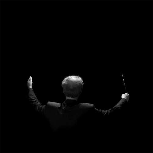 Conductor Hartmut Rohde, © Josep Molina