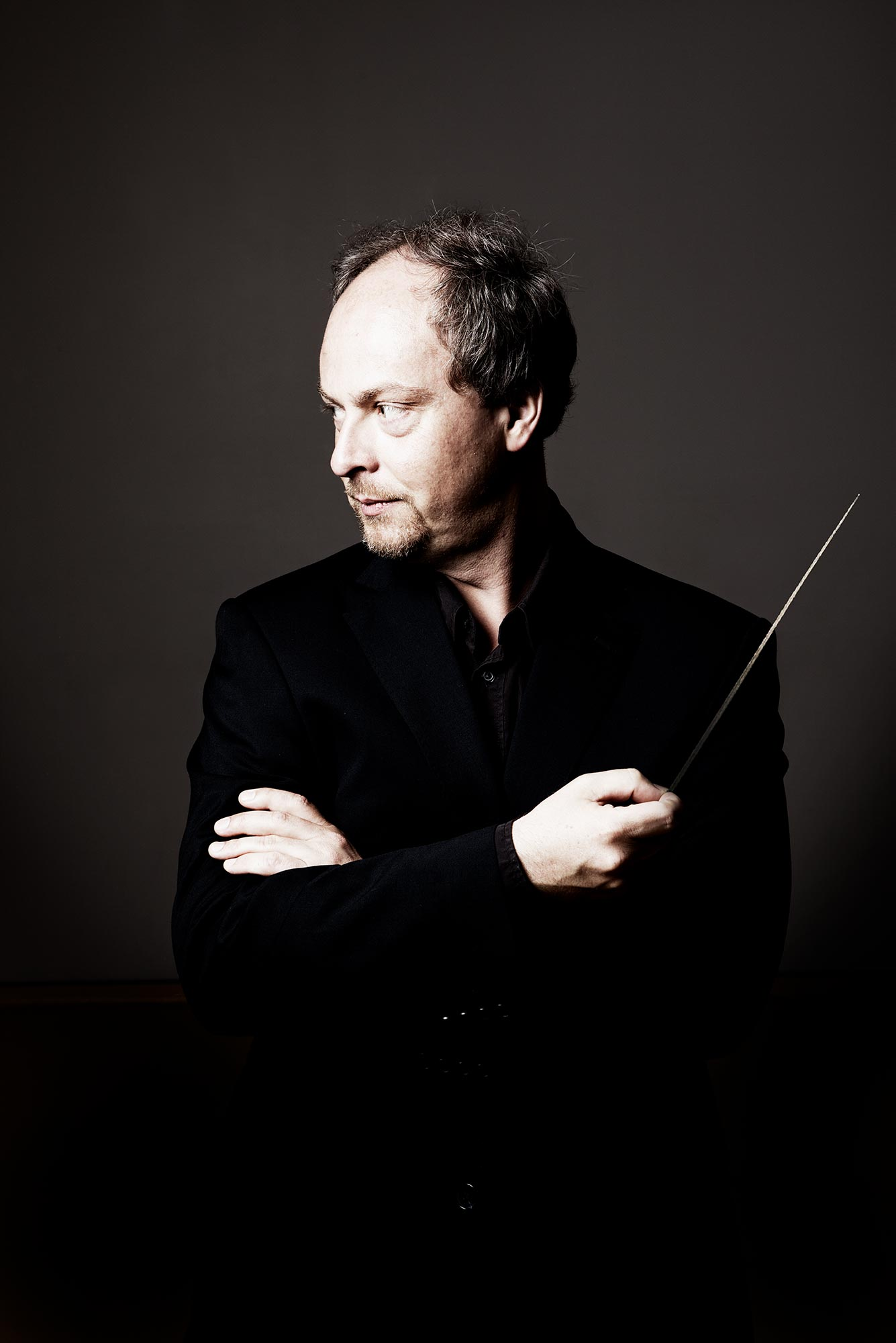 Hartmut Rohde, Dirigent, © Josep Molina