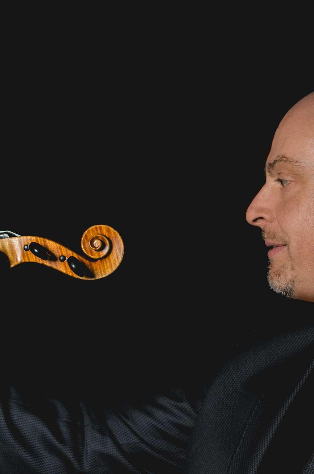 Hartmut Rohde, Viola, © Frank Jerke